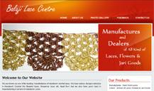 Lace / Sarees / Salwar Suit Manufacturer