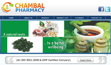 Pharmacy/Herbal Manufacturer