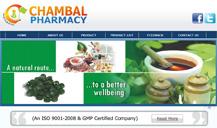 Pharmacy/Herbal Manufacturer