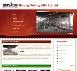 Shivangi TMT Bars